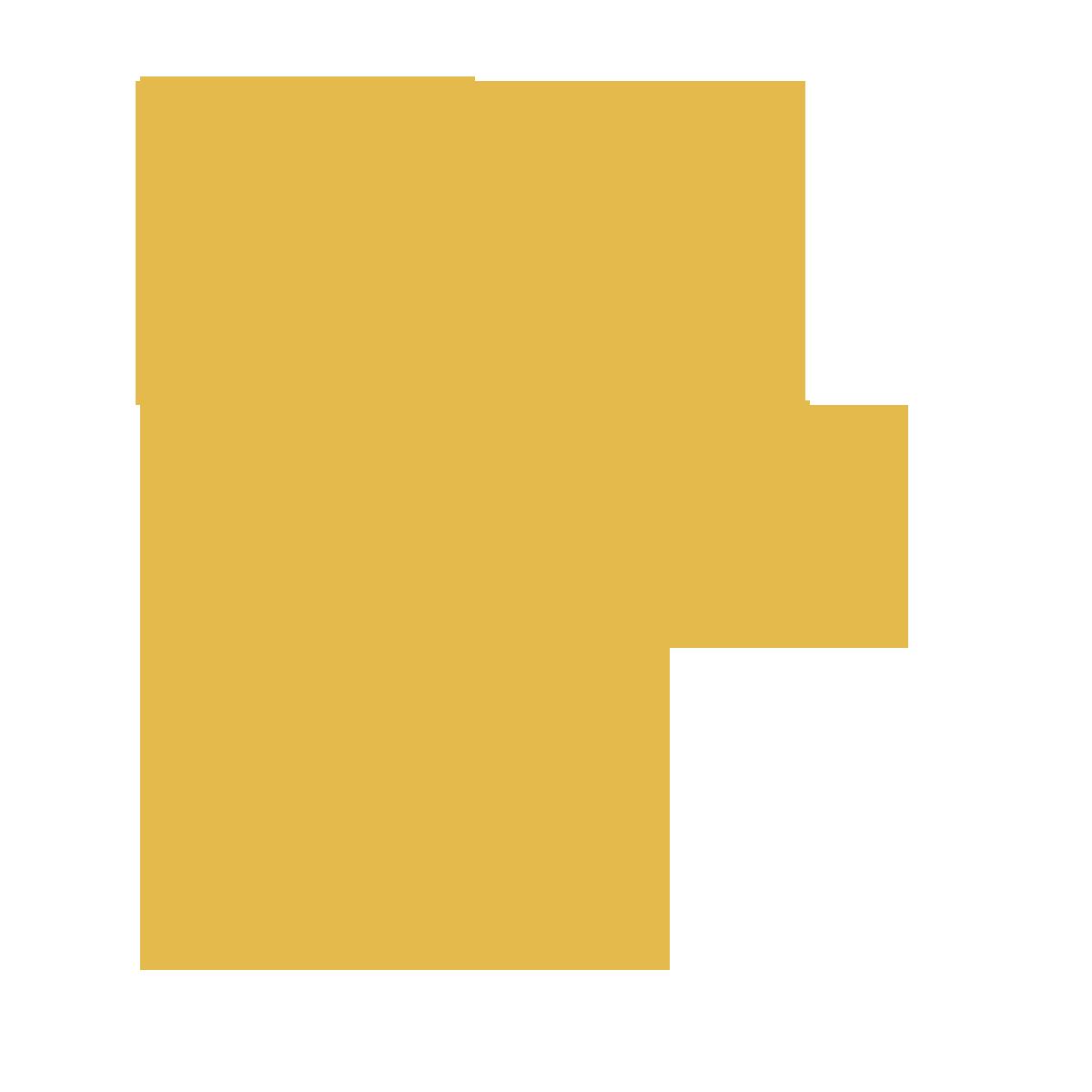 Tekening ter illustratie van de lessen stoelyoga en Hatha Yoga voor ouderen / 60+.