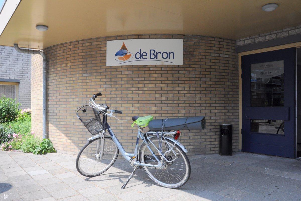 Locatie Yoga voor ouderen, de Bron in Alphen aan den Rijn.